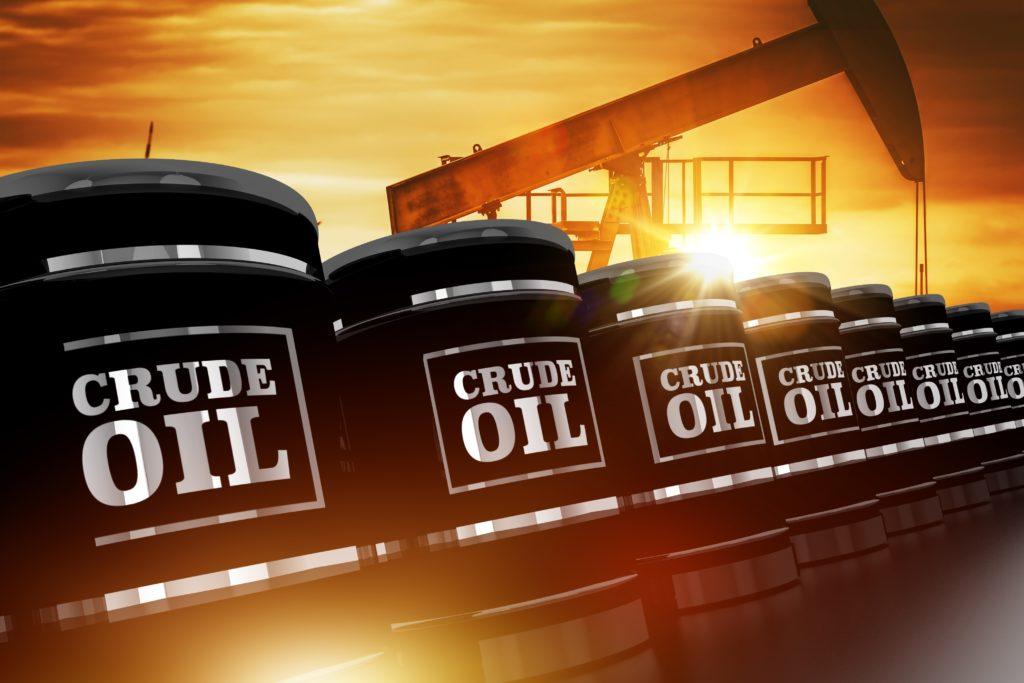 『原油価格歴史的な安値』