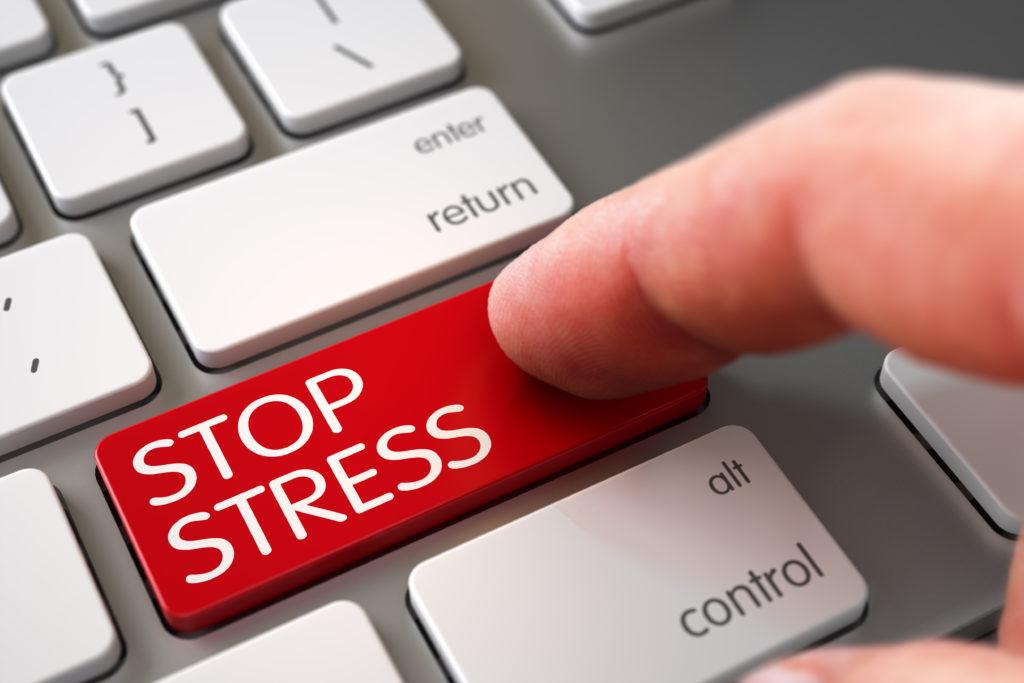 ストレスを減らす3つの方法