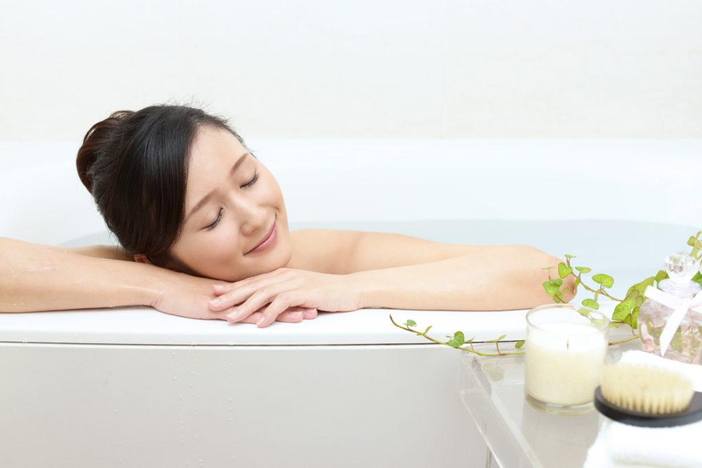 入浴の注意点と皮膚トラブルにおすすめ入浴法