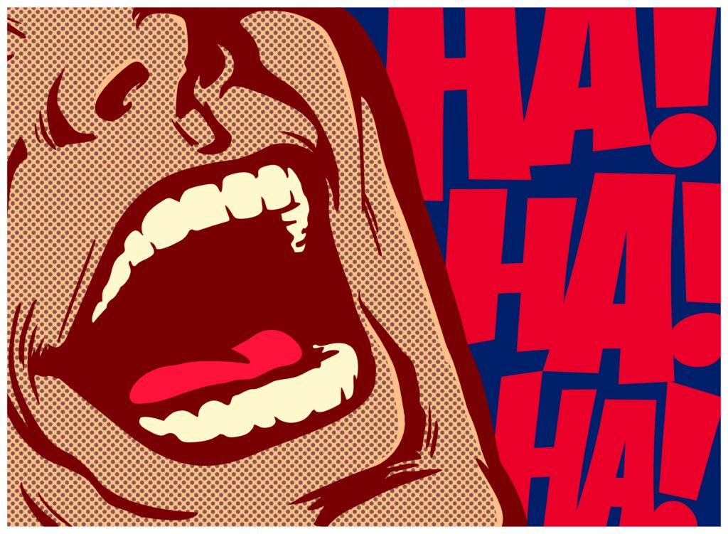 笑いと健康