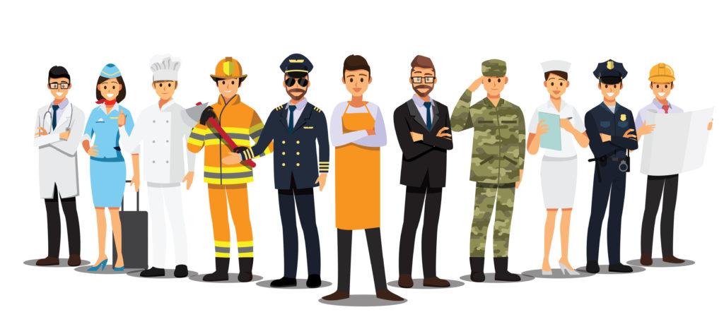 「消える仕事」18業種の現在と未来